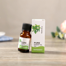 Best Deal New Good Quality Mint Flavor 10ml 100% Body Care Pure & Natural Essential Oils Aromatherapy Scent Skin Care 1PC