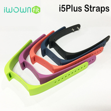 100% Original iwown i5 Plus Wrist Strap Replacement Band Strap for Smart Bracelet iwown i5 plus(China)