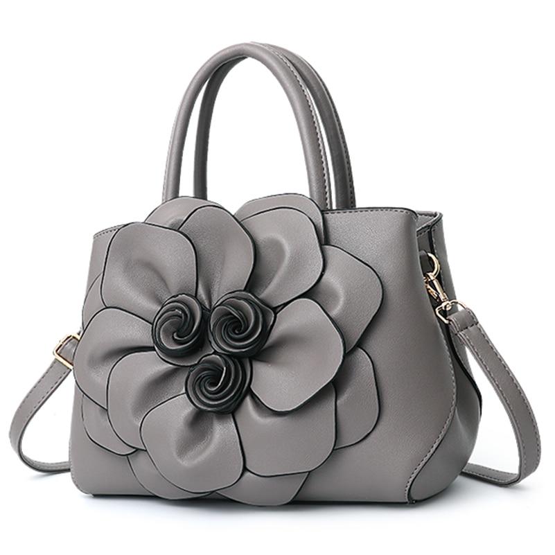 Nevenka Handbag Women Floral Handbags Small Shoulder Bags Leather Crossbody Bag for Women Handbags Purses and Handbags 201816