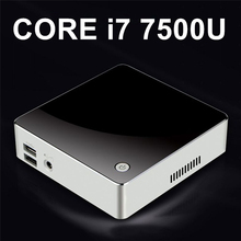 [Intel Core i7 7500U/i5 7200U] Kaby Lake Mini PC Windows 10 DDR4 V200 Nuc Graphics HD 620 5G AC Wifi Bluetooth HTPC HDMI Mini DP(China)