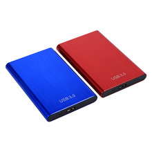 "USB 3.0 To 2.5"" SATA 3.0 HDD Enclosure External Case USB Cable for SSD Hard Disk Drive(China)"