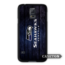 NFL Football Seattle Seahawks Team Case For Galaxy S7 S6 Edge Plus S5 S4 Active S3 mini Win Note 5 4 3 A7 A5 Core 2 Ace 4 3 Mega