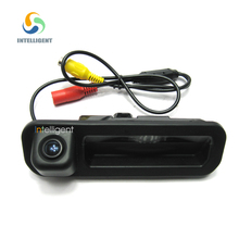 car Rear view camera For Ford Focus 2012 2013 For Focus 2 Focus 3 Car parking camera Trunk handle camera Night vision waterproof