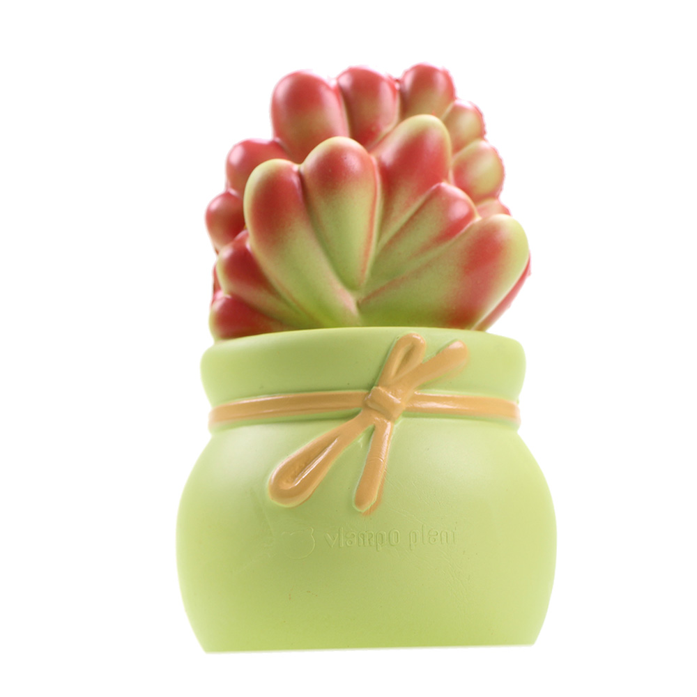 01 slow rising squishy vlampo squishys fashion cute plant potted succulents (3)