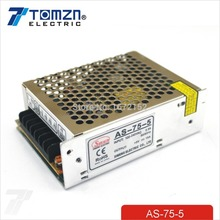 75W 5V 15A Small Volume Single Output Switching power supply for LED Strip light(China)