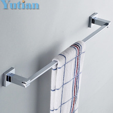 "Free Shipping (24"",60cm)Single Towel Bar/Towel Holder,Solid stainless steel,Chrome Finish,,Bathroom accessories,YT-11396(China)"