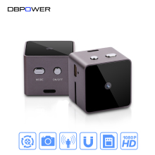 DBPOWER Full HD 1080P 720P Mini Camera Voice Video Recorder Sport Outdoor DV Micro Camcorder with Motion Detection AV Output