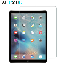 Tempered Glass Screen Protector For iPad Pro 10.5, 9H Explosion Proof Protective Film For iPad Pro 10.5 LCD Screen Protector(China)
