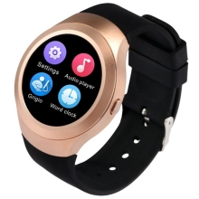New  Hot L6S 1.22 inch Smart Watch Phone MTK6261 Bluetooth3.0 GSM Watch Phone 32MB 64MB Anti-lost Touch Screen Smartwatch
