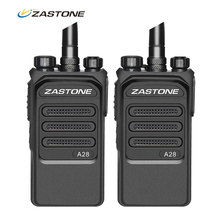 2pcs 10w Powerful Walkie Talkie 10km ZT-A28 UHF Ham Radio Hf Transceiver Radio Communicator Walkie-talkie Handy Portable Radio