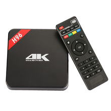 H96 Android TV Box Amlogic RK3229 Quad Core Android 6.0 1G/8G WIFI 4K 1080P XBMC add-ons loaded support IPTV wireless keyboard