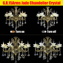 Hot luxury crystal modern led ceiling light for living room bedroom home indoor decoration led crystal ceiling lamp
