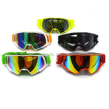 Professional  Motorcycle Motorcross Goggles Glasses  Bike Cross Country Flexible Goggles Tinted UV