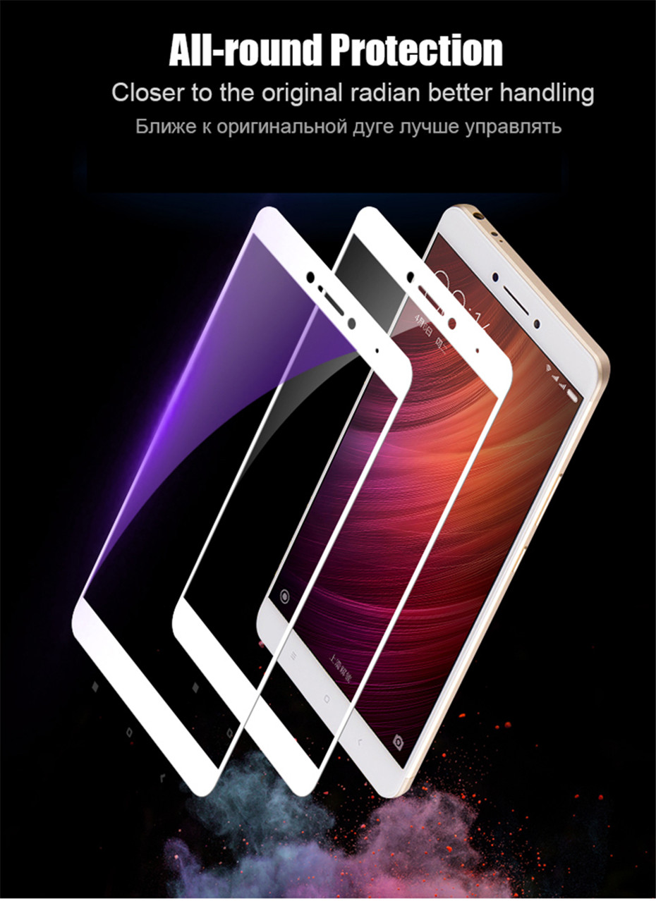 Tempered Glass For Xiaomi Redmi 4a 4 Pro Screen Protector Scratch Proof Cover Protective Glass on Film For Xiaomi Redmi 4 4A pro (9)