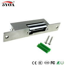 Electric Strike Door Lock Electronic For Access Control System New Fail-safe fail secure 5YOA Brand New StrikeL01