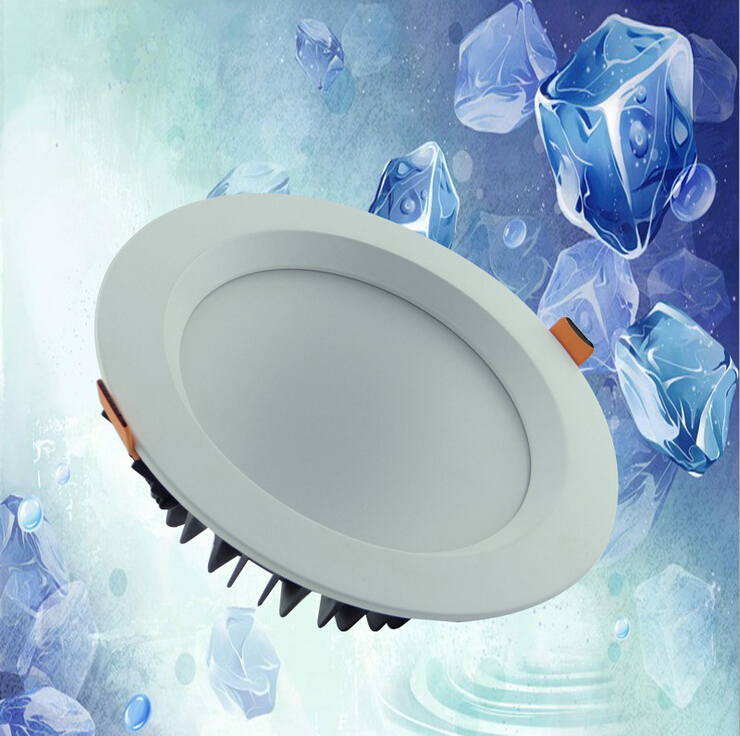 Free shipping 30W 40W LED Downlight No Dimmable lamps LED SpotLight Ceiling Downlight Recessed Cabinet Down Lamp<br>
