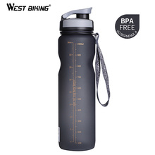 Buy WEST BIKING 1000ML Bicycle Water Bottle Outdoor Drink Leak-proof Cup Cycling Bike Outdoor Drink Sport Bottle 3 Colors for $11.68 in AliExpress store
