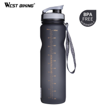 Buy WEST BIKING 1000ML Bicycle Water Bottle Outdoor Sport Drink Leak-proof Cup Cycling Bike Outdoor Drink Bottle 3 Colors for $11.68 in AliExpress store