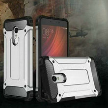 3S Max Pro Case For Xiaomi Redmi Note 4 Rugged Capsule Carbon Fiber Black Armor Case Luxury Mobile Phone Cases For Xiaomi Note 4(China)