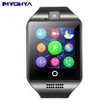 Smart Watch Bluetooth Smartwatch Phone with Camera TF/SIM Card Slot for Android Samsung Galaxy S7,S6,S5,Note 5,HTC,SONY Phones