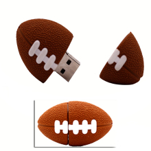 Pen Driver Sports ball usb flash drive 4GB 8GB 16GB 32G memory stick rugby Pendrive football tennis usb disk USB Flash Disk 128g