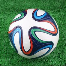 2016 New PU Football Ball Adult Soccer Ball Size 5 High Quality Profession Soccer Ball for Outdoor Trainning Sports Ball Ballon