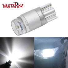 YAstarsz T10 led Bulb W5W LED Interior Lamp Car DRL 3030 SMD 194 168 COB Crystal blue Pink Yellow Red Blue Green White 12V 6000k