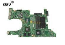 KEFU FOR Dell Inspiron 14Z 5423 Laptop Motherboard DMB40 11289-1 CN-067CG0 67CG0 with i5-3317U CPU HD 7570M GPU(China)