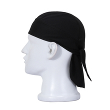 Multi Use Quick Dry Breathable Beanie Snood Hip Hop Head Scarves Cap UV Face Bandanas Pirate Scarf Hat Dew Du Doo Rag(China)