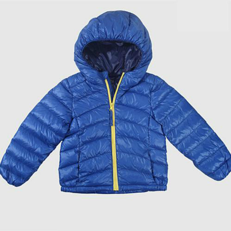 LSK High Quality Fashion Girls Winter Coat Solid Hooded Zipper Fleeced Baby Girl Winter Jacket 2017 Brand Girls Clothes<br><br>Aliexpress