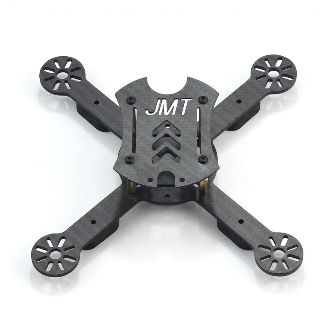 JMT X180 DIY Quadcopter PNP Assembled Racer Kit 180mm Super Light Mini RC Racing Drone with OSD FPV HD Camera NO RX TX Battery