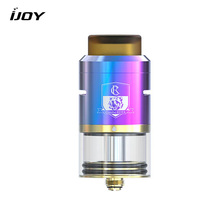 Original IJOY Combo RDTA II tank atomizer 6.5ml Side Filling System Single Coil combo RDTA II electronic cigarette atomizer