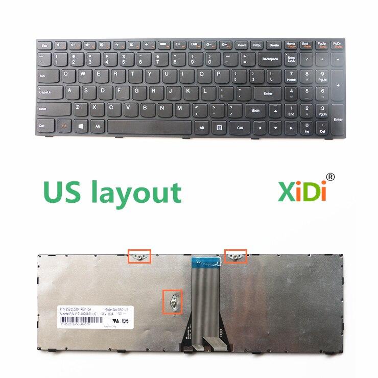 NEW US Keyboard for LENOVO G50 G50-70 G50-45 G50-70AT G50-30 G50-70m Z50 Z50-70 Z50-75 B50 b50-30 B50-70 Laptop Keyboard<br><br>Aliexpress