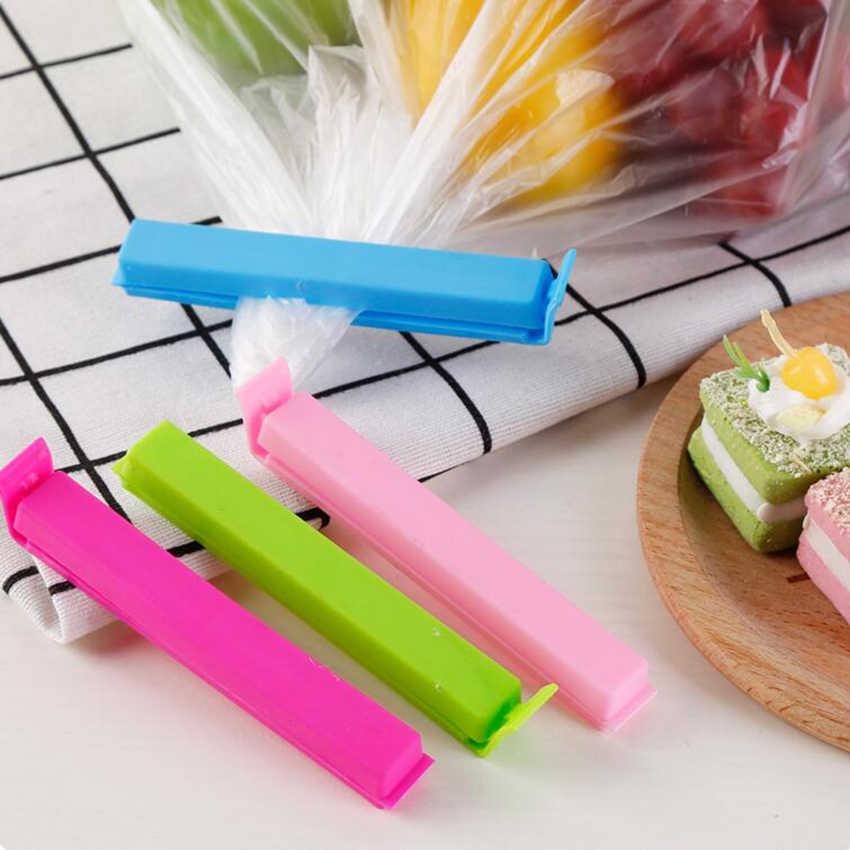 Kitchen Storage Snack Food Seal Sealing Bag Clip Sealer Clamp Plastic Tool