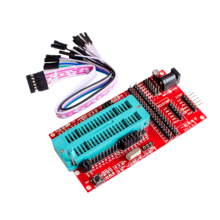 PIC microcontroller / minimum system board / development board / universal programmer seat ICD2 kit2 KIT3 FOR PICKIT 2 PICKIT3(China)