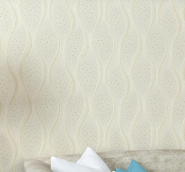 3D Stripes Vivid Dots Wallpaper Roll TV Background<br>