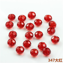Faceted Rondelle Round Beads 2MM(200pcs/lot)Fashion Diy Jewelry Summer Style Crystal Glass Round Charm Beads Glass Beads In Bulk
