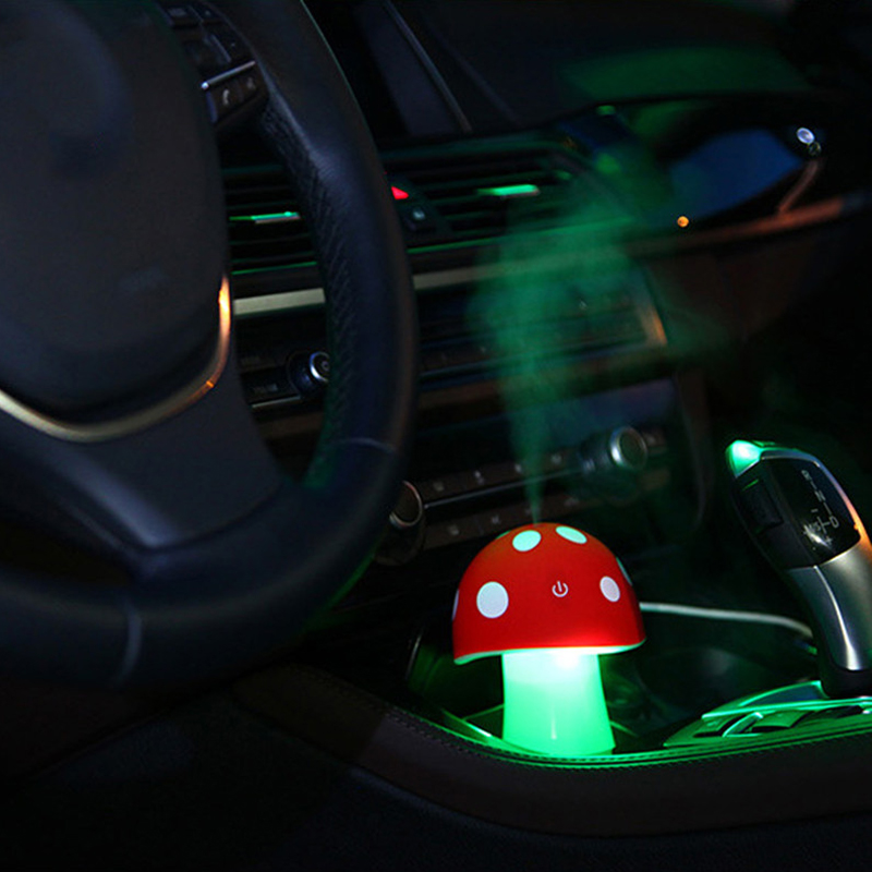 2016 Promotion New Led Essential Oil Mushroom Humi...