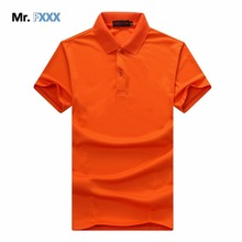 2017 Summer Turn Down Collar Custom Made POLO Shirts Men Clothing Quick-drying DIY Print LOGO Business Company Advertise Polo