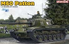 1/35 scale model Dragon 3553 M60 & quot; Barton & quot; main battle tank(China)