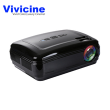 Vivicine Newest VC58 Pro WIFI Android 6.0 1080P HD LED Video Projector 3D 3200Lumens Smart Beamer Home Cinema Proyector Beamer(China)
