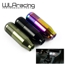 WLRING STORE- NEW RACING Shift Knob MGN GEAR KNOBS for Honda Acura M10x1.5 BLACK,NEO CHROME,TITANIUM WLR-GSK05(China)