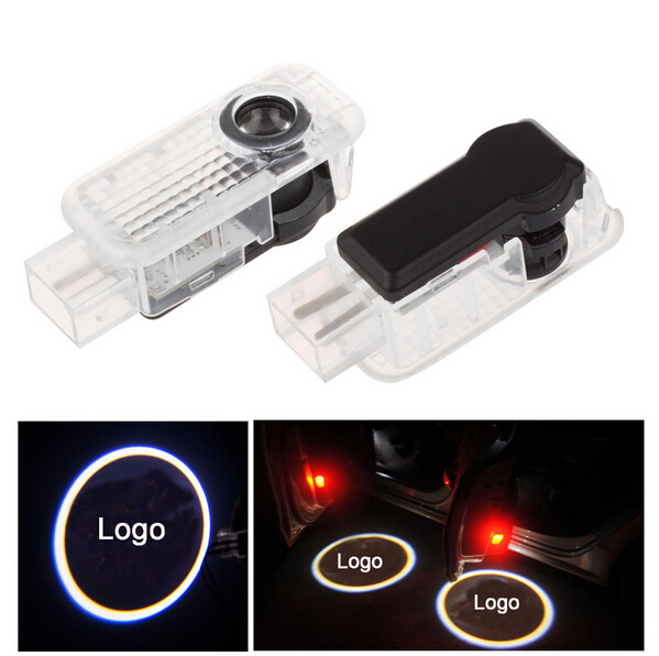 Free shipping car door light ghost shadow welcome light logo projector emblem For Audi A3 A4 A6 A8 A6L R8 Q5 Q7 TT A5 A7 A4L<br><br>Aliexpress
