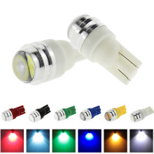 T10 2 SMD 5730 Car LED w5w License plate side marker door lamp White Ice Blue Red Green Yellow Lights bulbs DC 12V(China)