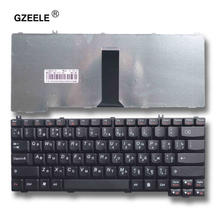 GZEELE russian laptop keyboard for LENOVO 3000 C100 C200 F31 F41 G420 G430 G450 G530 A4R N100 N200 Y430 C460 C466 C510 RU layout(China)