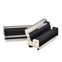 70/78MM Portable Metal Cigarette Rolling Machine Blunt Rolling Machine Cigarette Roller With 78MM Papers Holder Hand Roller(China)
