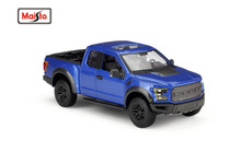 Maisto 1:24 SE TRUCK OFF ROAD 2017 FORD F-150 F150 RAPTOR Pickup Diecast Model Car Toy New In Box Free Shipping