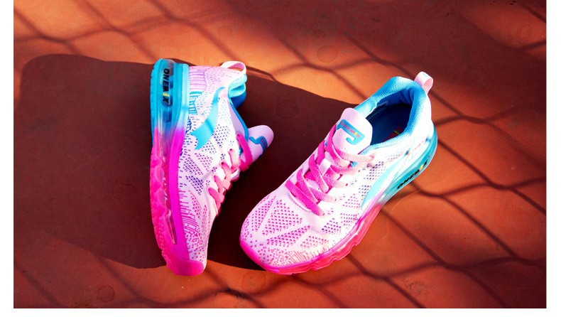 ONEMIX Women Running Shoes Weave Breathable Sport Shoes Air Cushion for Women 17 New Sneakers Athletic Outdoor Sport Shoes 11