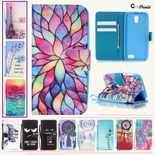 Magnetic Flip Case for Lenovo A319 Lenovo A 319 Leather Cases Fashion Wallet card slot phone silicone box for LenovoA319 cases