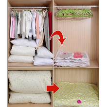 Useful Storage Bag Space Saver Premium Vacuum Compressed Compression package 60*80cm 70*100cm 80*110cm Hot(China)